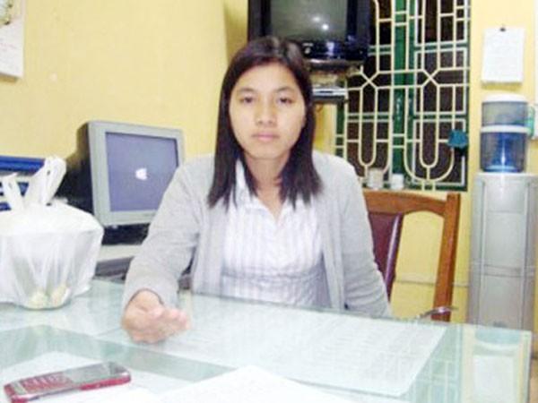 Nữ quái Lương Thị Thanh.