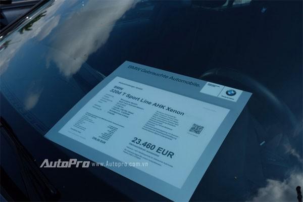 """Lái xe Việt """"phát hờn"""" với giá xe ô tô tại châu Âu ảnh 5"""