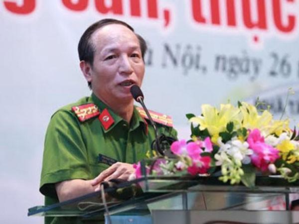 Đại tá Phan Mạnh Thông,