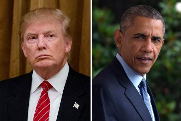 Ông Brack Obama lần đầu tiên thừa nhận Donald Trump có thể đắc cử tổng thống Mỹ.