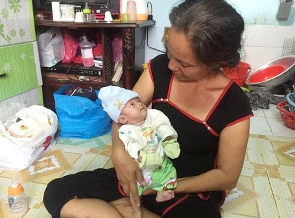 Bé Như Ý đã được mẹ từ chối chữa bệnh tim để sinh ra đời.