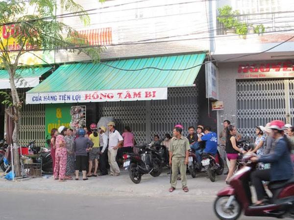 Công an đang phong tỏa điều tra vụ chết người tại nhà 124 Lê Trung Kiên, Tuy Hòa.
