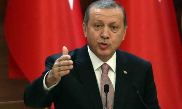 Tổng thống Erdogan.