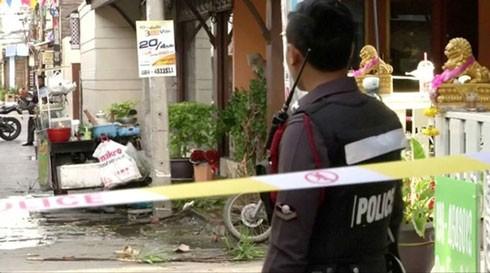 Thái Lan liên tiếp xảy ra nổ bom, nhiều người thương vong.