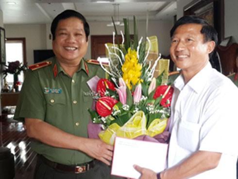 Thiếu tướng Lưu Quang Hợi -