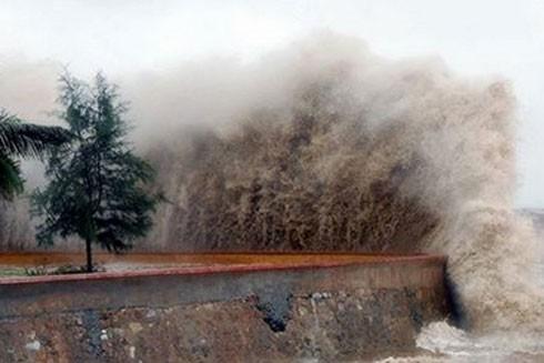 Mưa bão đã gây thiệt hại lớn trên cả nước.