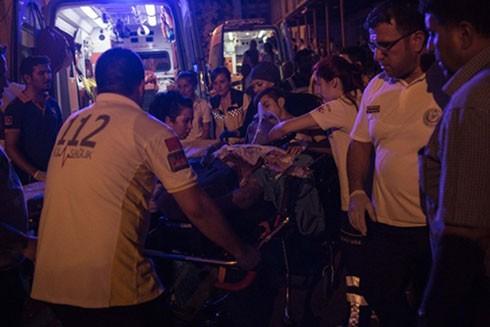 Đánh bom tại Thổ Nhỉ Kỳ khiến 30 người thiệt mạng.