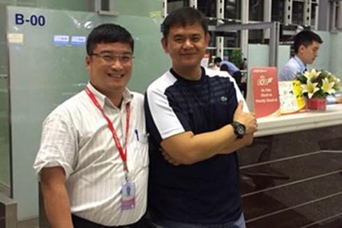 Hai phi công người nước ngoài của hãng Vietjet đã gửi lời cảm ơn nhà chức trách Việt Nam.