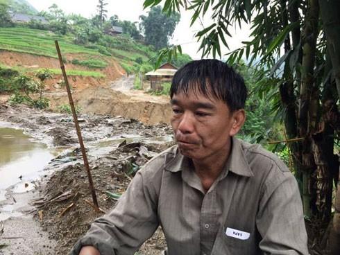 Phu vàng Nông Văn Thành chưa hết hoảng hốt
