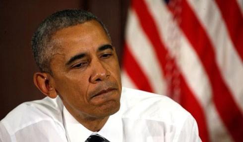 Tổng thống Mỹ Brack Obama.