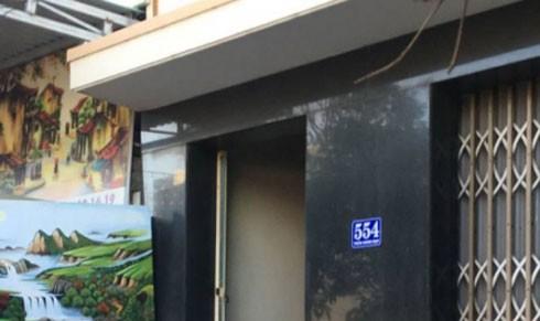 Ngôi nhà xảy ra cái chết bất thường của thầy giáo dạy tiếng Anh nổi tiếng ở TP. Phan Thiết.