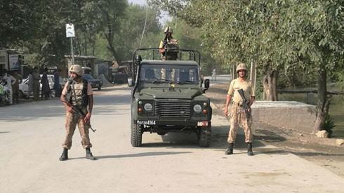 Nổ bom, 12 người thiệt mạng và 52 người khác bị thương tại Pakistan