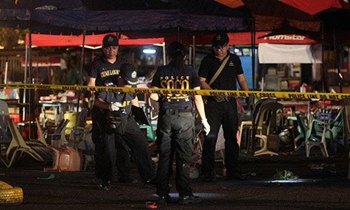 """Tổng thống Philippines ban bố """"tình trạng vô luật pháp"""" tại nước này."""