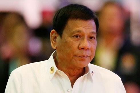 """Tổng thống Philippines Rodrigo Duterte vừa lên tiếng bác bỏ việc ông gọi Tổng thống Mỹ Barack Obama là """"đồ con hoang."""""""