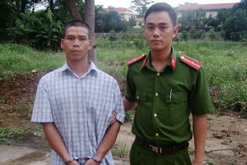 Đối tượng Nguyễn Doãn Nghĩa.