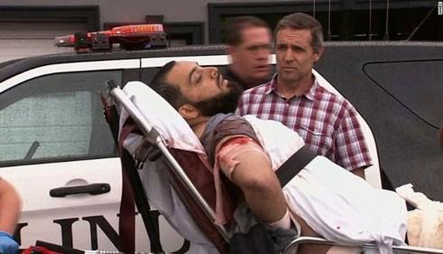 Ahmad Khan Rahami bị bắt giữ sau cuộc đọ súng với Cảnh sát