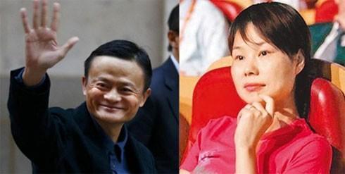 Jack Ma từng nói vợ đã hỗ trợ sự nghiệp và gia đình cho ông rất nhiều.