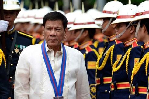 Ông Duterte bị nhận xét là một lãnh đạo liều lĩnh và độc đoán.