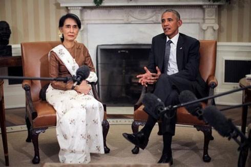 Tổng thống Mỹ Barack Obama đã chính thức dỡ bỏ các biện pháp trừng phạt Myanmar.