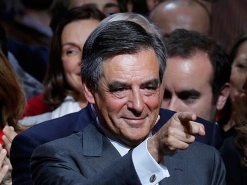 Ông Francois Fillon có cơ hội trở thành tổng thống tiếp theo của Pháp.