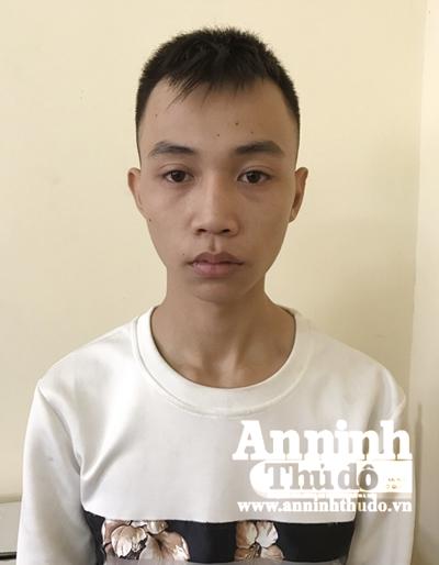 Nguyễn Việt Anh - đối tượng cầm đầu.