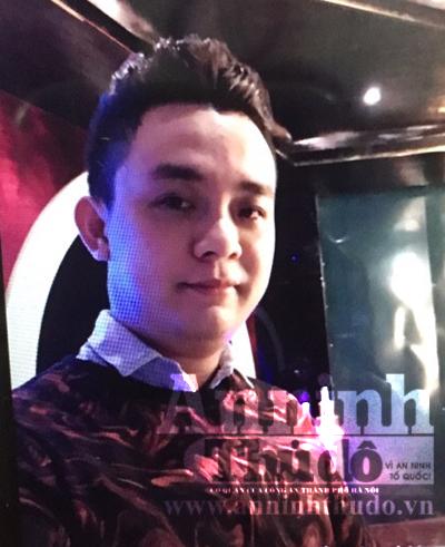 Đối tượng Nguyễn Thanh Chung