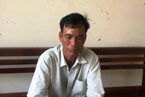 Chân dung đối tượng Trần Văn Chung, kẻ đã trốn truy nã 19 năm.