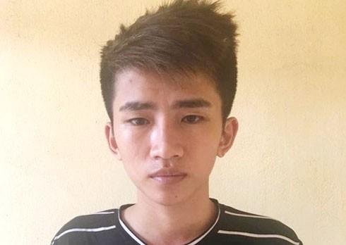 Đối tượng Trần Xuân Đông đối diện mức án 15 năm tù do bán hàng lừa đảo trên mạng.