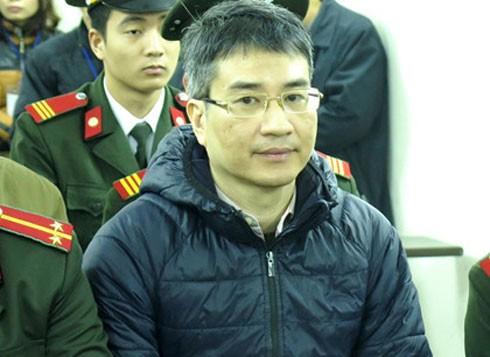 Bị cáo Giang Kim Đạt.