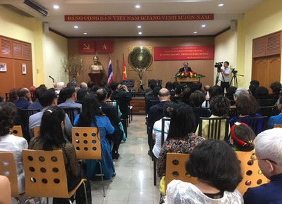 Cộng đồng người Việt tại Thái Lan đón Tết Đinh Dậu 2017