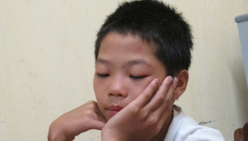 Trần Văn Sơn - hung thủ giết người nghiện game online.