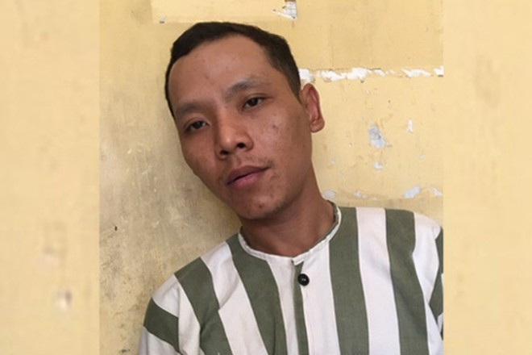 Đối tượng Nguyễn Văn Quý.