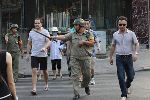 Du khách người Nhật bị cướp giật 200 triệu đồng khi đi qua đường (Ảnh minh họa)