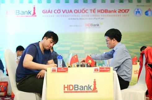 Ván đấu của Quang Liêm - Buxiangzhi