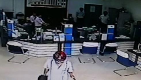 Hình ảnh được trích xuất từ camera an ninh.