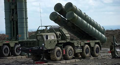 Nga và Thổ Nhĩ Kỳ ký kết thỏa thuận mua bán hệ thống tên lửa S-400.