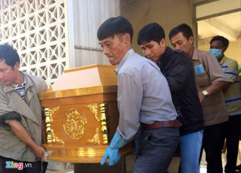 Đã thi hành án đối với tử tù Nguyễn Hải Dương (ảnh Zing)