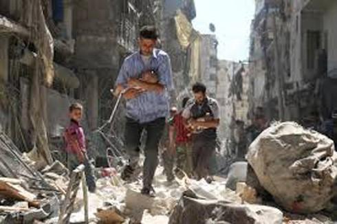Tổng thống Pháp kêu gọi các nước phương Tây đóng vai trò lớn hơn trong việc chấm dứt cuộc khủng hoảng tại Syria.