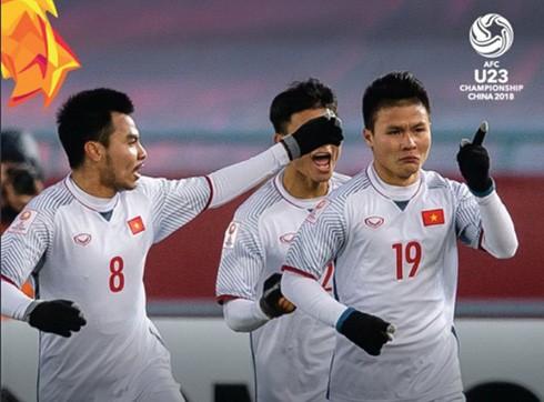 U23 Việt Nam chiến tháng U23 Qata trước sự ngỡ ngàng của Châu Á.