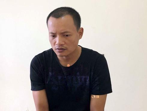 Đối tượng Nguyễn Văn Bình.