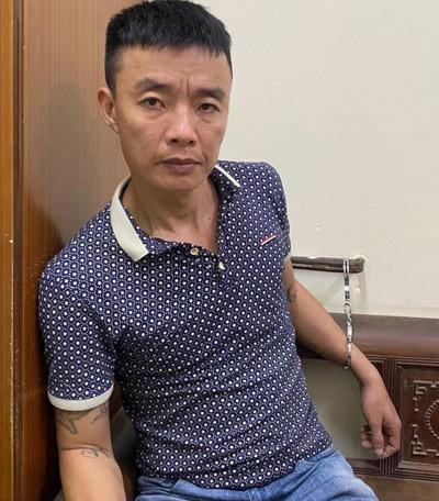 Đối tượng Nguyễn Thanh Hà.