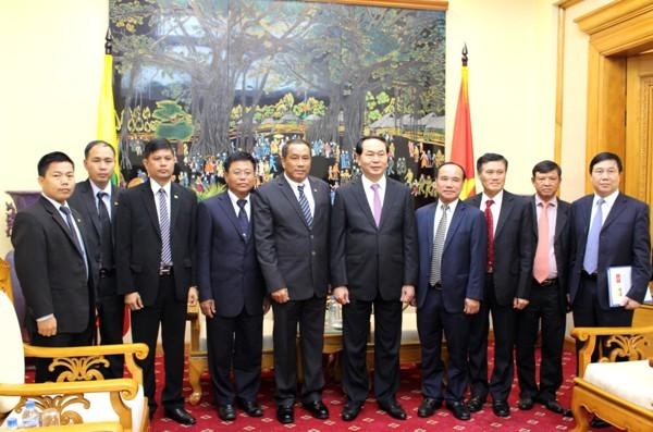 Bộ Công an Việt Nam – Bộ Nội vụ Myanmar: Thắt chặt quan hệ hợp tác phòng chống tội phạm ảnh 3