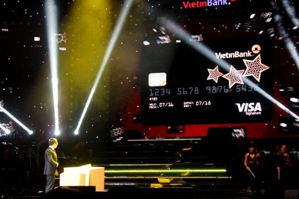 Khoảnh khắc ra mắt thẻ tín dụng cao cấp và đẳng cấp nhất của VietinBank