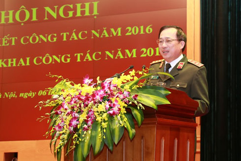 Thứ trưởng Nguyễn Văn Thành phát biểu chỉ đạo tại hội nghị