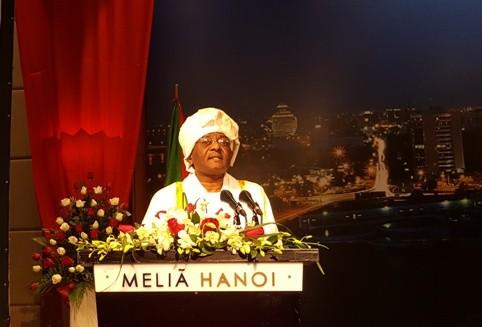 Đại sứ đặc mệnh toàn quyền nước Cộng hòa Sudan tại Việt Nam Sayed Altayeb Ahmed tin tưởng mối quan hệ song phương giữa Sudan và Việt Nam sẽ ngày càng phát triển