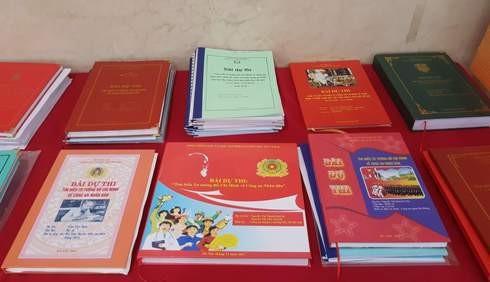Các bài dự thi được đánh giá cao về chất lượng, trình bày đẹp, công phu