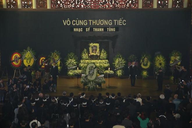 Vĩnh Hằng viên- nơi nhạc sĩ Thanh Tùng an nghỉ giấc ngàn thu