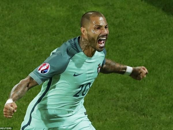 Quaresma vào sân từ ghế dự bị và trở thành người hùng của Bồ Đào Nha