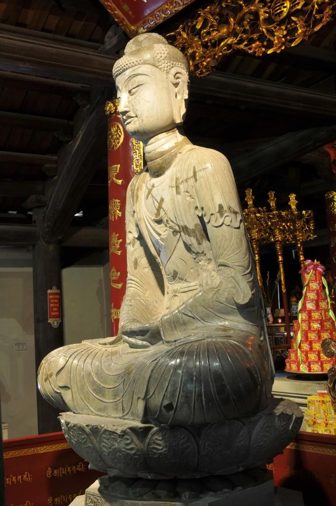 Tượng Phật đạt đến đỉnh cao nghệ thuật thời Lý