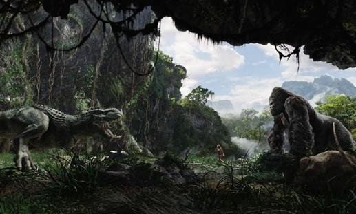 Tranh luận quanh việc dựng phối cảnh 3D King Kong tại hồ Gươm